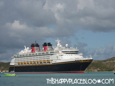 Disney Cruise Line -- St. Thomas