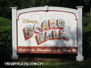 Disney Vacation Club Boardwalk Villas