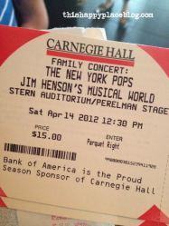 Jim Henson's Musical World