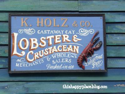 Castaway Cay, K. Holz