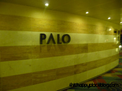 Palo, Disney Magic