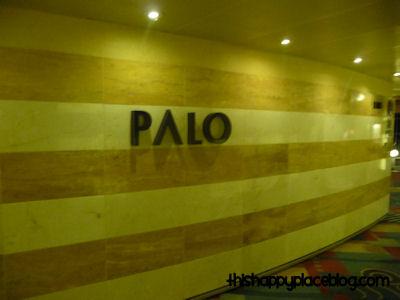 Palo, Disney Magic