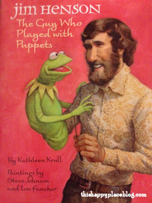The Guy Who Played with Puppets / This Happy Place Blog's Muppet Monday