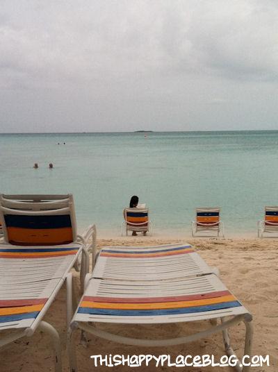 Serenity Bay Castaway Cay Disney Cruise Line