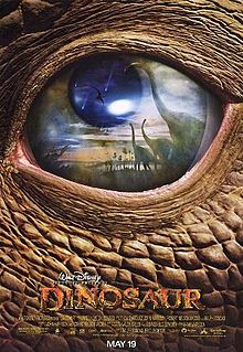 Disney's Dinosaur - Part of This Happy Place Blog's Endearing & Underrated series