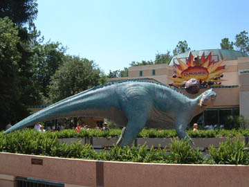 Disney's Dinosaur -- Part of This Happy Place Blog's Endearing & Underrated film series