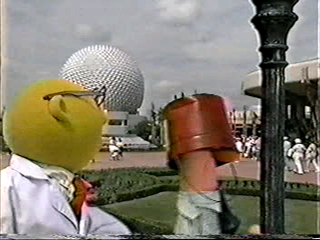 muppets in epcot
