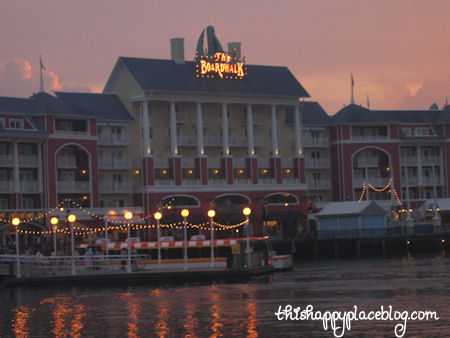 Disney's Boardwalk -- Walt Disney World 2007