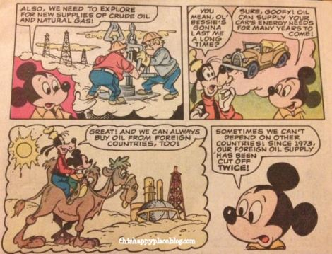 Epcot Center Mickey and Goofy explore the Universe of Energy - Page 4