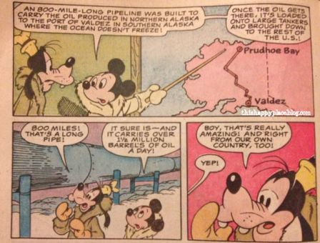 Epcot Center Mickey and Goofy explore the Universe of Energy - Page 7