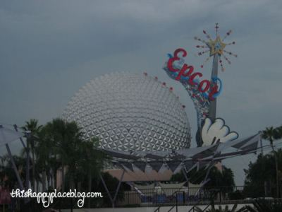 Epcot 2004 -- This Happy Place Blog