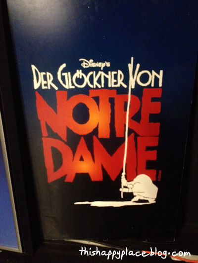 New Amsterdam Theater - Prop Tour - The Hunchback of Notre Dame