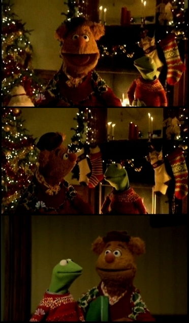Fozzie's Ugly Christmas Sweater