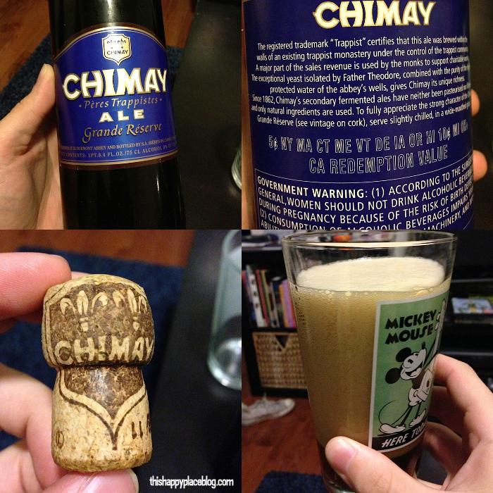 Chimay Blue - 1