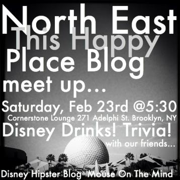 North East Meet Up with Disney Hipsters and Mouse on the Mind