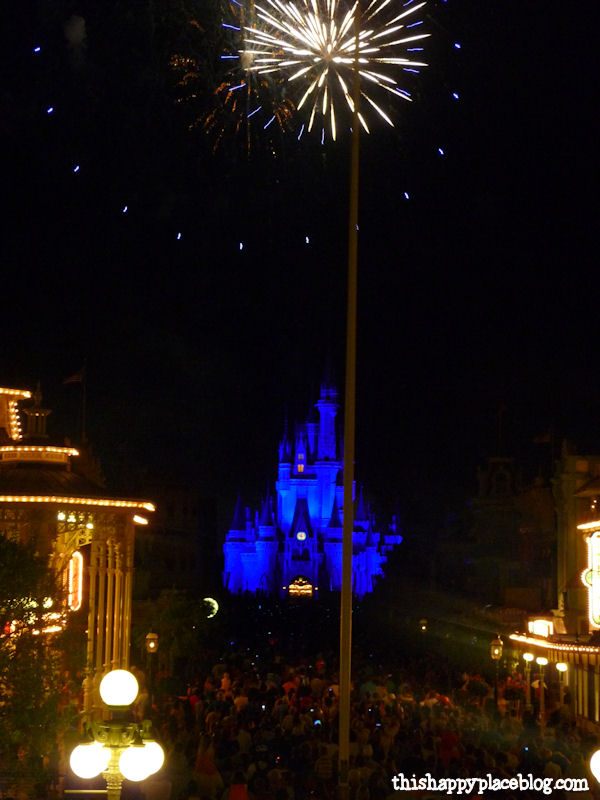 Wishes May 2010 at Magic Kingdom