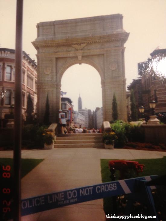 1998 Disney Hollywood Studios - Arch