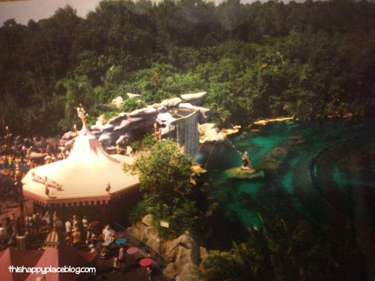 Magic Kingdom Skyway 1998