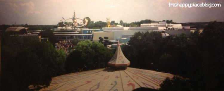Magic Kingdom Skyway