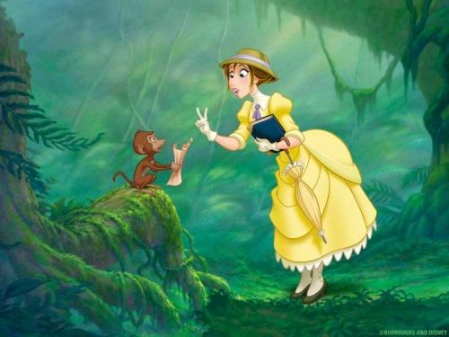 Tarzan's Jane