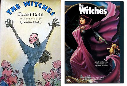 The Witches Book and Movie