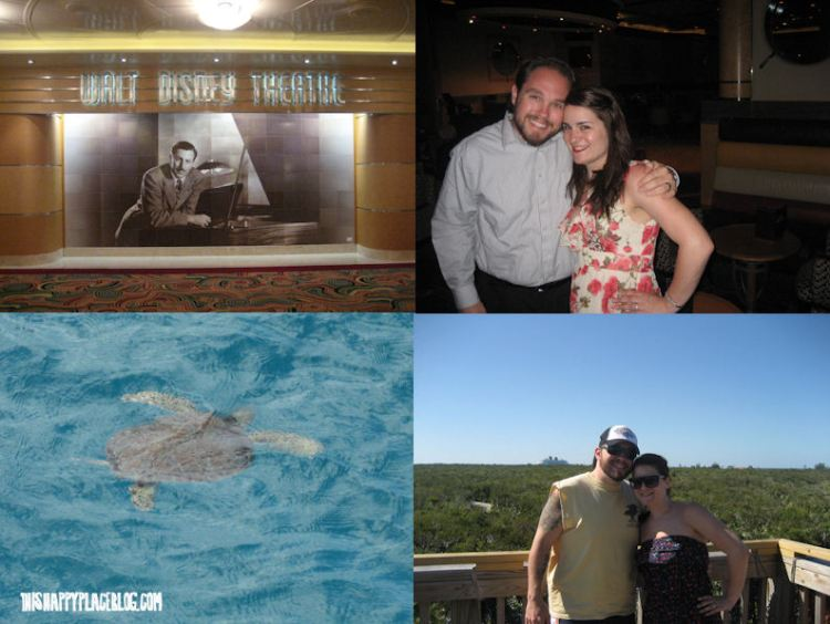 Disney World Honeymoon - Disney Cruise Line Magic