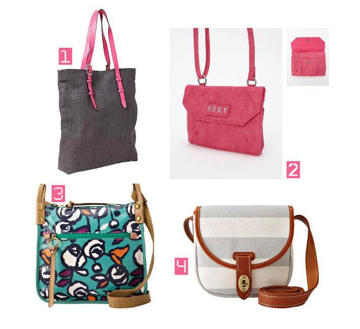 Ideal Bags for Disney Parks -- look for a bag to bring with you on your Disney trip?