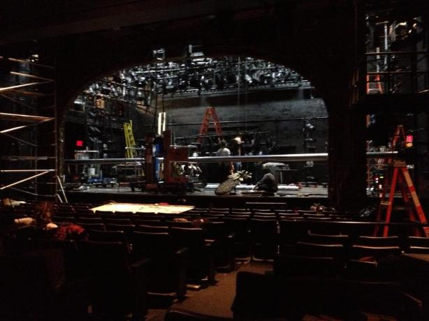 Peter and the Starcatcher at New World Stages