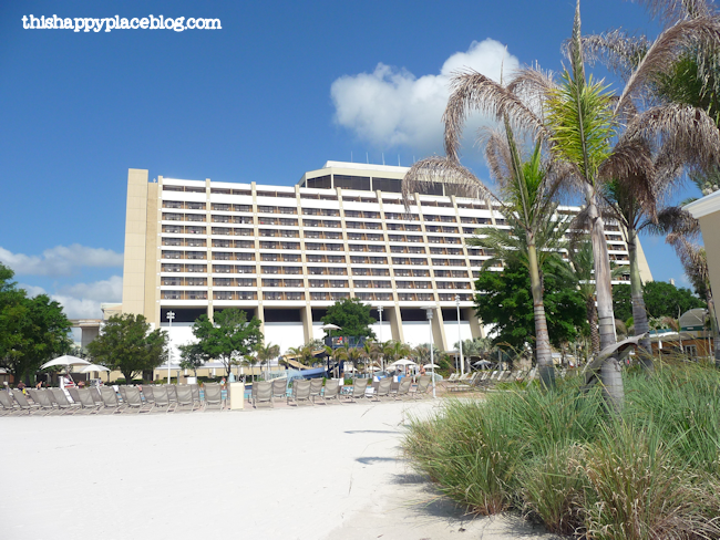 Visiting the Contemporary Resort