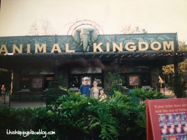 Animal Kingdom 1998 Entrance