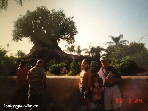 Animal Kingdom Tree of Life Photo Spot 1998