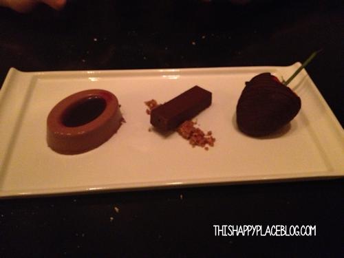 Artist Point Dessert OXO