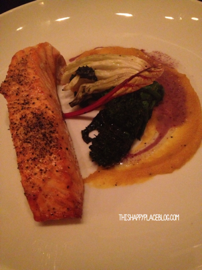 Artist Point Salmon Dinner Dish