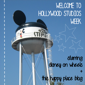 Hollywood Studios Week: celebrating Disney's Hollywood Studios with Disney on Wheels blog for the week leading up to the theme park's birthday!