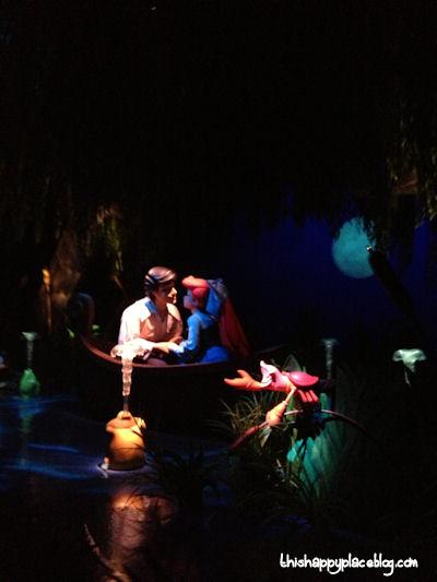 Under the Sea New Fantasyland Magic Kingdom