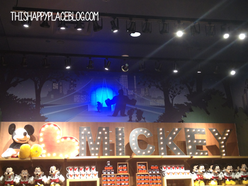 Disney Store Times Square May 2013