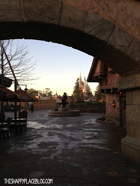 New Fantasyland Gaston's Tavern
