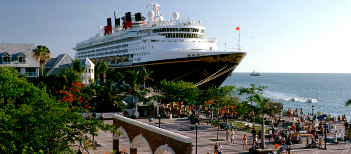 Disney Cruise Line Key West