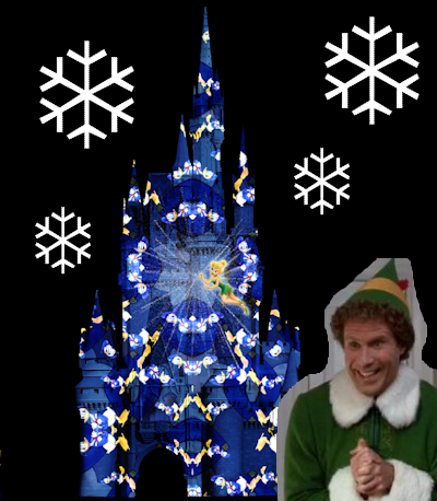 Buddy the Elf Celebrate the Magic Christmas in July