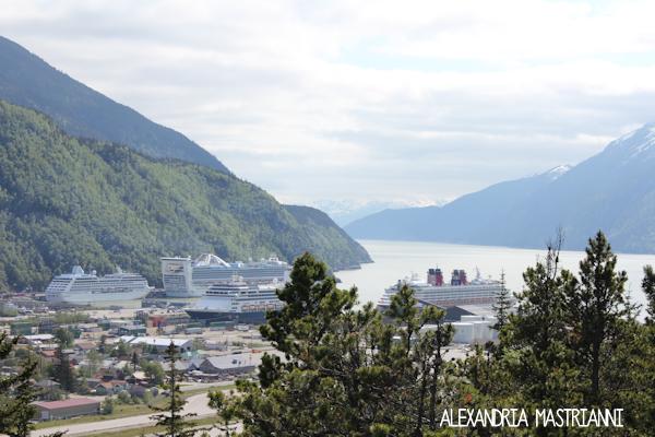 Disney Cruise Line Alaska What I Didn't See