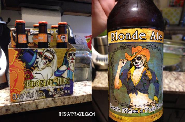 Dia de Los Muertos Blonde Ale: new beer coming to Epcot's Cava del Tequila
