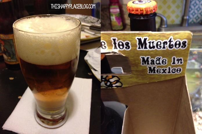 Dia de Los Muertos Blonde Ale: new beer coming to Epcot's Mexican Pavilion ... Cava del Tequila