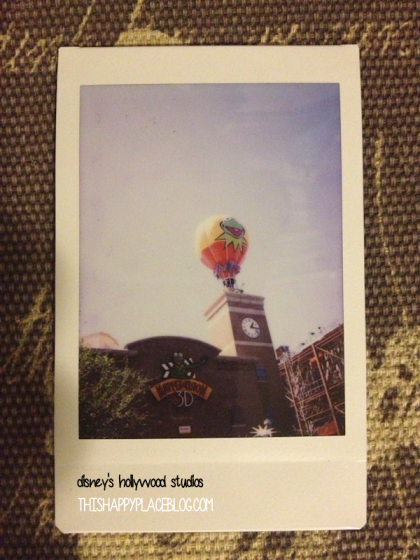 MuppetVision Hollywood Studios Instax