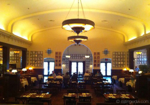 Brown Derby at Disney's Hollywood Studios - a Dapper Day restaurant from Eating WDW