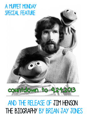 Jim Henson the Biography Countdown from This Happy Place Blog