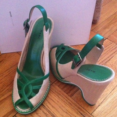 Marc Jacobs Shoes for Erica's Dapper Day post
