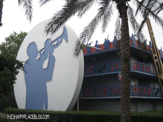 All-Star Music Jazz: Walt Disney World Resort