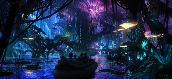 Avatarland Art Rendering
