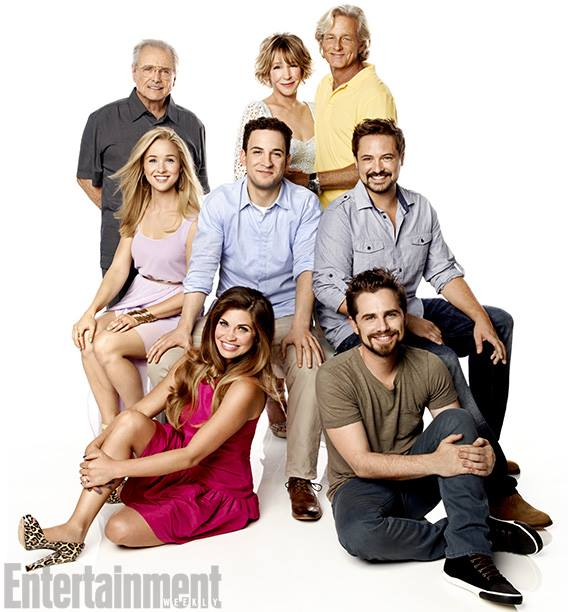 Boy Meets World Reunion 2013 Entertainment Weekly
