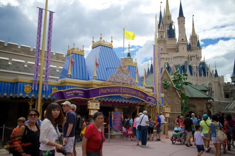 Fairytale Hall Magic Kingdom Photo by AtDisneyAgain